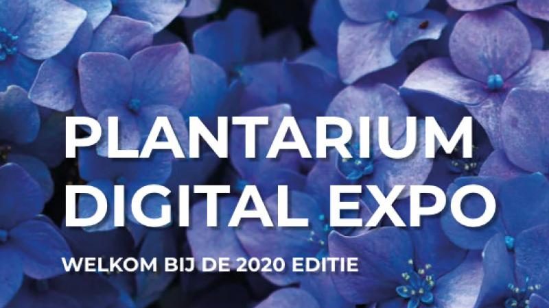 Plantarium Digital Expo 2020