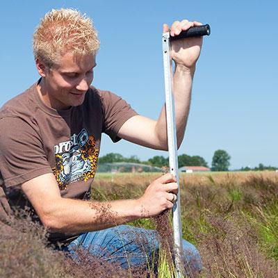 Toetsen onderzoek Landbouw